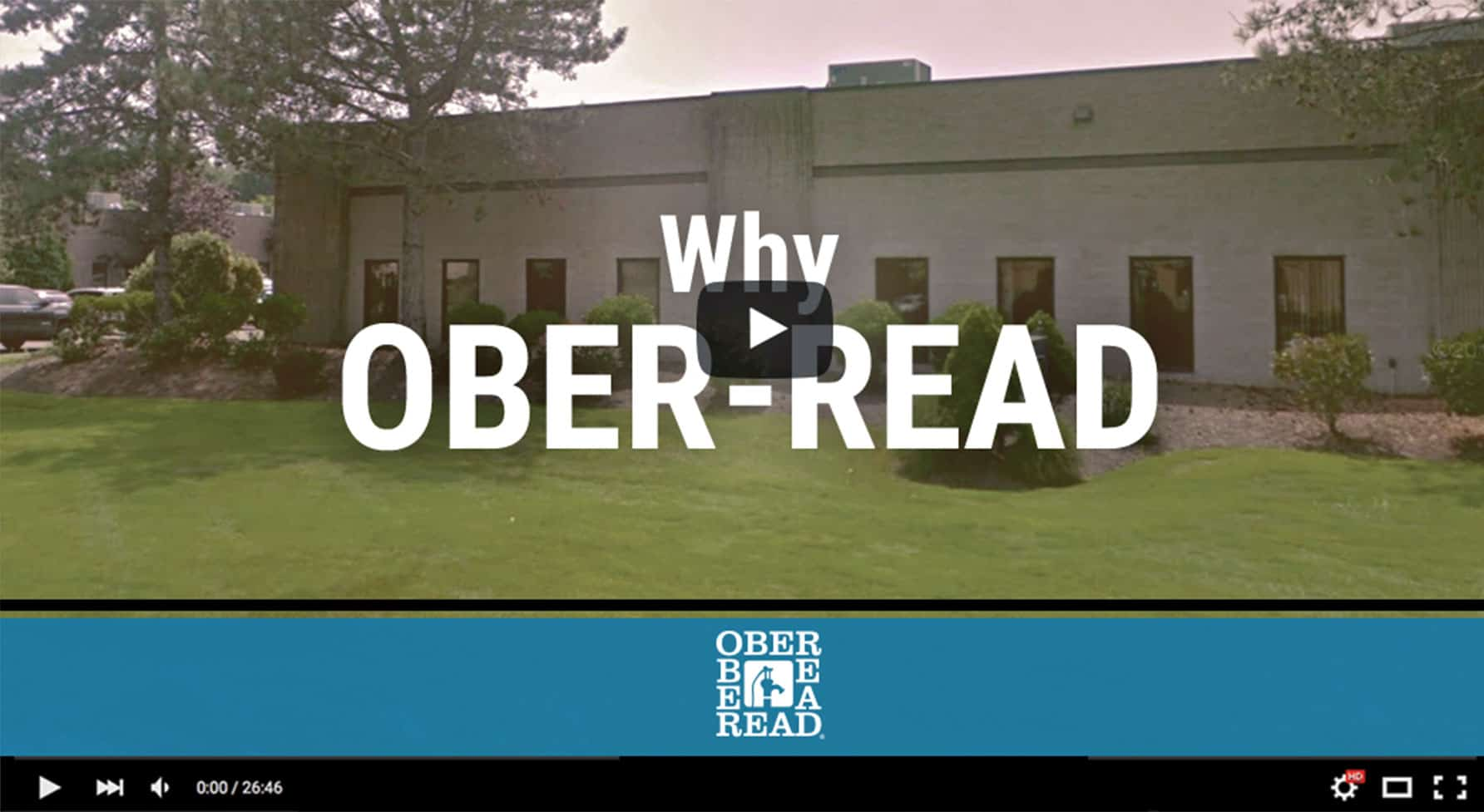 hero video temp - About Ober-Read